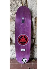 Welcome Welcome Menagerei on Baculus 2.0 Purple Stain Deck - 9.0 x 33