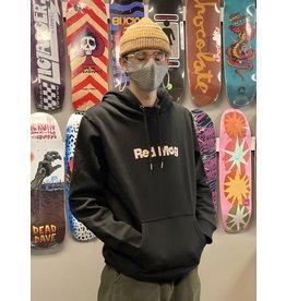 Red Mag Red Mag Anti Camo Hoodie - Black
