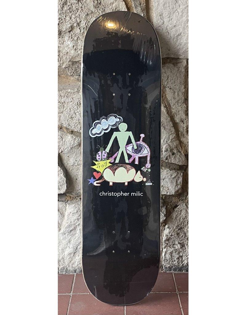 Frog Skateboards Frog Christopher Milic Deck - 8.5 x 32.25