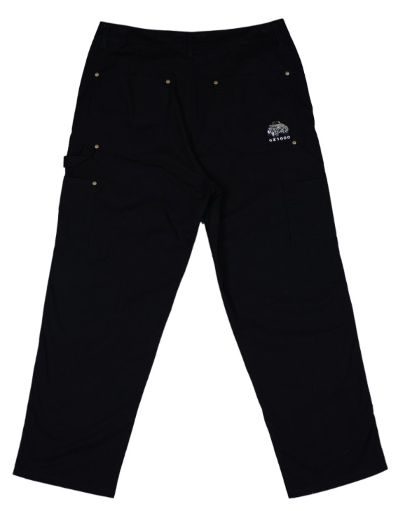 GX1000 GX1000 Carpenter Pants - Black (size 34)
