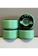 Orbs Orbs Specters Solids Mint 54mm 99a Full Conical Wheels (set of 4)