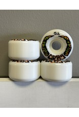 Orbs Orbs Apparitions 52mm 99a Full Round White  Wheels (set of 4)