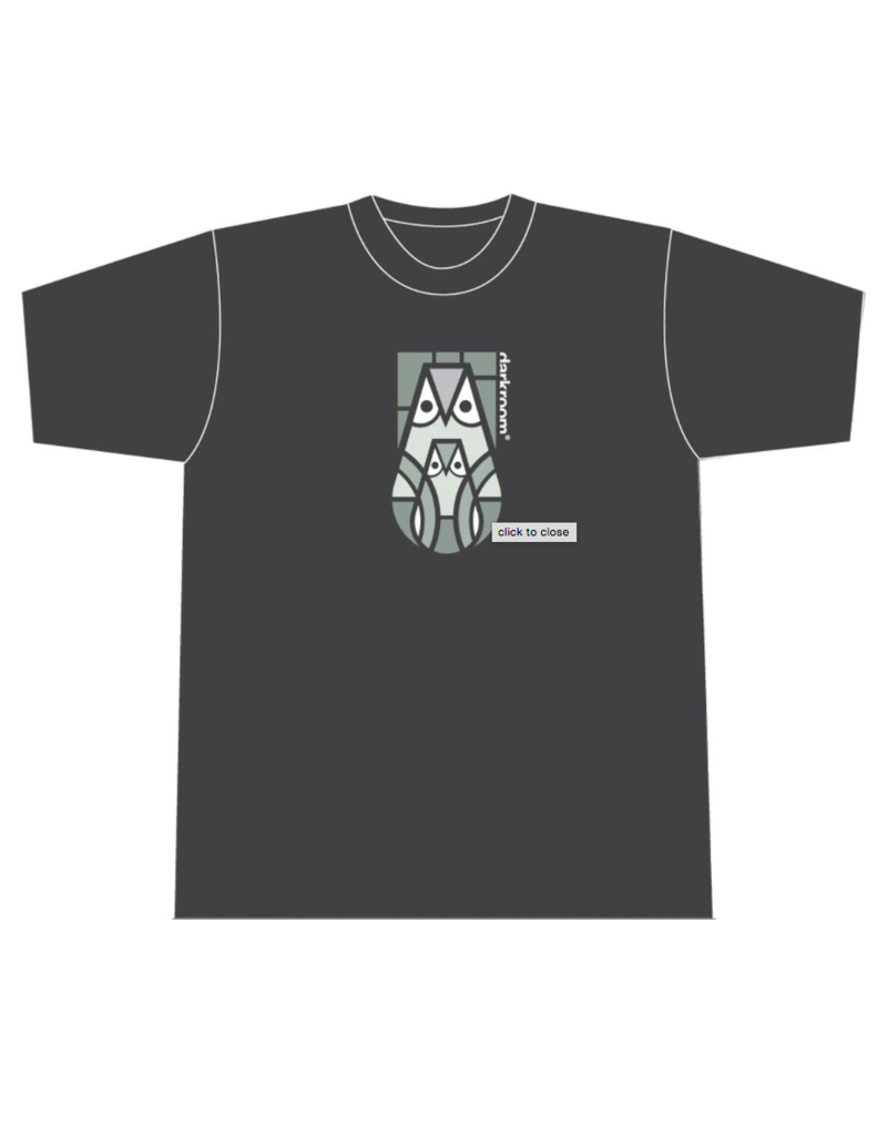 Darkroom Darkroom Guardian T-shirt - Charcoal