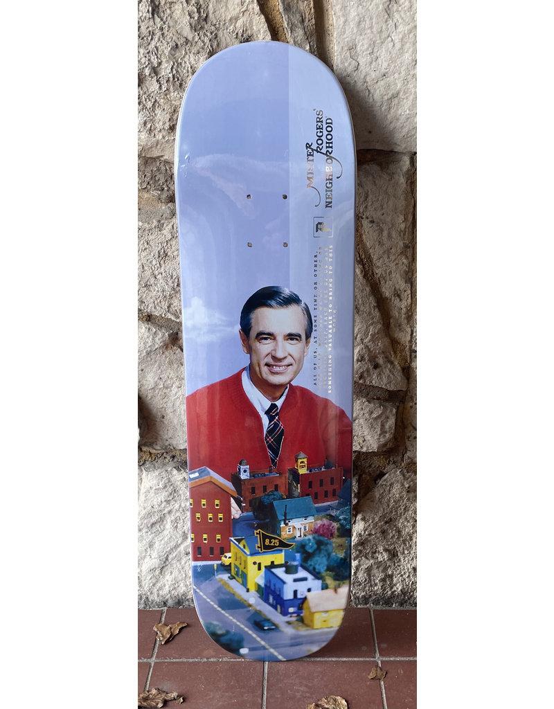 Primitive Primitive Mister Rodgers Neighborhood Deck- 8.25 x 31.915