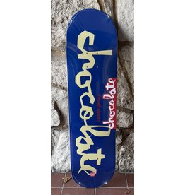 Chocolate Chocolate Alvarez OG Chunk Deck - 8.25 x 32 (G052)