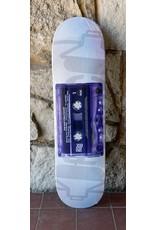 Politic Politic Durante Purple Tape Deck - 8.25