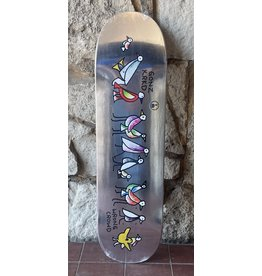 Krooked Krooked Gonz Wrong Crowd Deck - 8.38 x 32.25