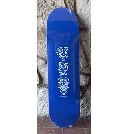Polar Polar Shin Sanbongi Faces Blue Deck - 8.125 x 32