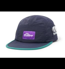 Butter Goods Butter Goods Foley Camp Hat - Navy