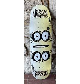 Heroin Heroin Team Symetrical Egg Deck - 9.0
