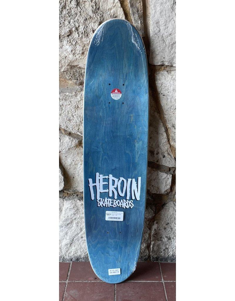 Heroin Heroin Team Lil Egg Deck - 7.90