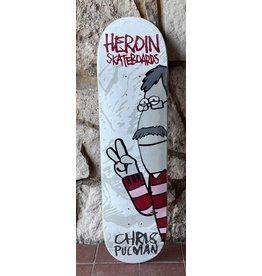 Heroin Heroin Chris Pulman Second Coming Deck - 8.5