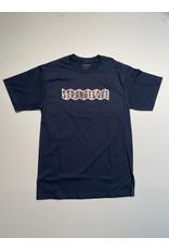 StrangeLove StrangeLove CineLogo BDSM T-shirt - Navy  (size X-Large)