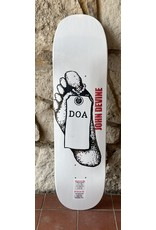Dead On Arrival D.O.A Devine Toe Tag Deck (Tapered Shape) - 8.25 x 31.75