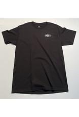 Dead On Arrival D.O.A. Capital T-shirt - Black (size Large)