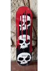 Zero Zero 3 Skull Blood Deck - 8.5