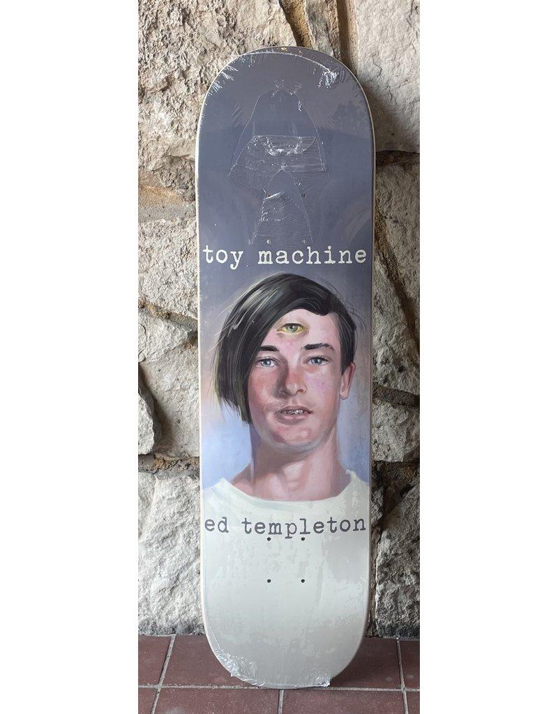 Toy Machine Toy Machine Templeton Portrait Deck - 8.25