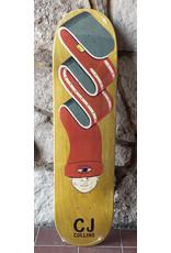 Toy Machine Toy Machine Collins Beanie Deck - 8.0
