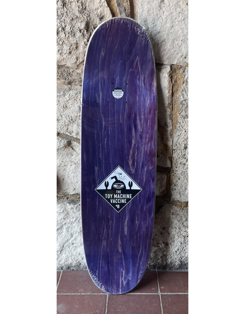 Toy Machine Toy Machine Axel Sect Jar Shaped Deck - 8.9