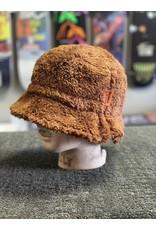 Butter Goods Butter Goods High Pile Bucket Hat - Brown