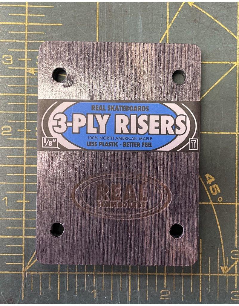 Real Real 3-Ply Riser Thunder 1/8