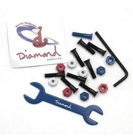 """Diamond Supply Co. Diamond Hardware Hella Tight Williams 7/8"""" allen"""