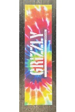 """Grizzly Grizzly Tie Dye Classic Grip Sheet 9"""""""