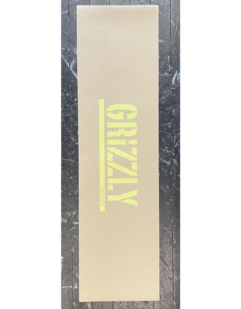 """Grizzly Grizzly Necessities Sand Grip Sheet 9"""""""