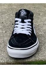Vans Vans Skate Grosso Mid - Black/White/Emo Leather