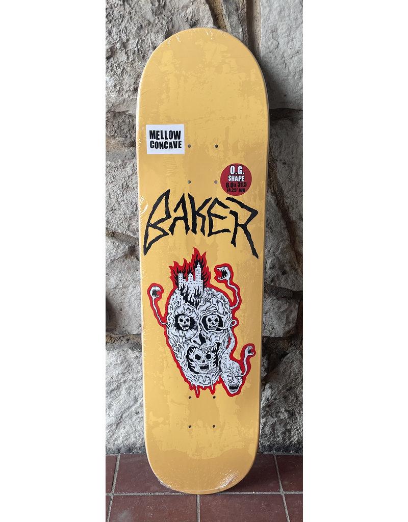 Baker Baker Hawk Judgement Day Deck - 8.0 x 31.5 O.G.