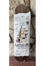 Anti-Hero Anti-Hero Trujillo Recycling Deck - 8.38 x 32.35
