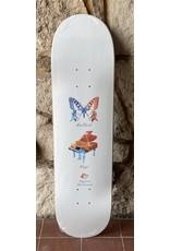 Magenta Magenta Butterfly Hugo Maillard Deck - 8.125