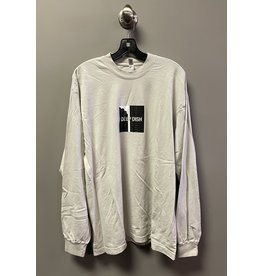 DEEP DISH DEEP DISH Marina 6.5oz Longsleeve T-Shirt - Cement