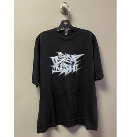 DEEP DISH DEEP DISH Razor 6.5oz T-Shirt - Black (Large)