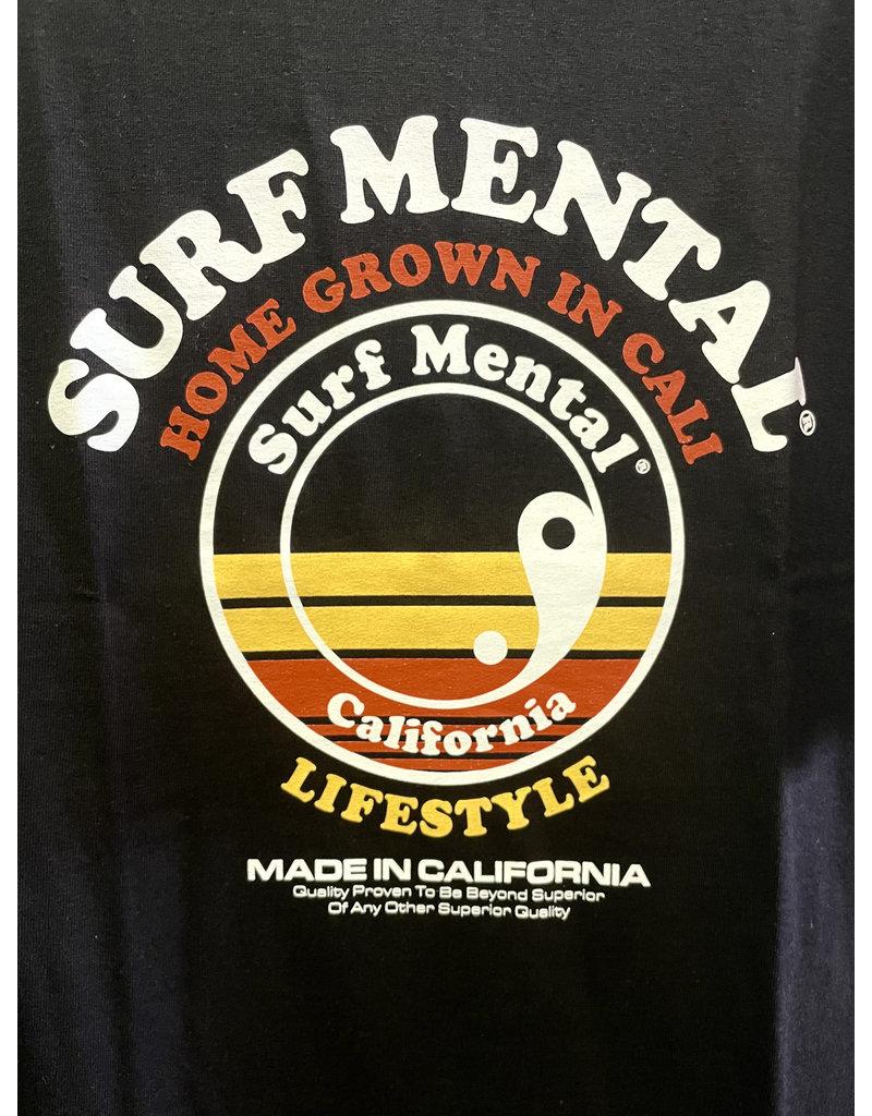 Skate Mental Skate Mental Lifestyle T-shirt - Black