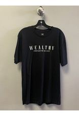 Theories Brand Theories Pennypacker T-shirt - Black/White (size Large)