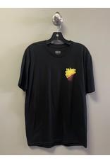 Traffic Traffic Cascade T-shirt - Black (size Medium)