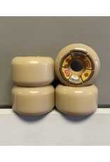 Bones Wheels Bones Reyes Pipin Hot 54mm V6 Wide-cut STF 99a Wheels (set of 4)
