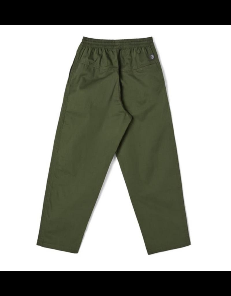 Polar Polar Surf Pants - Dark Olive (size Medium)