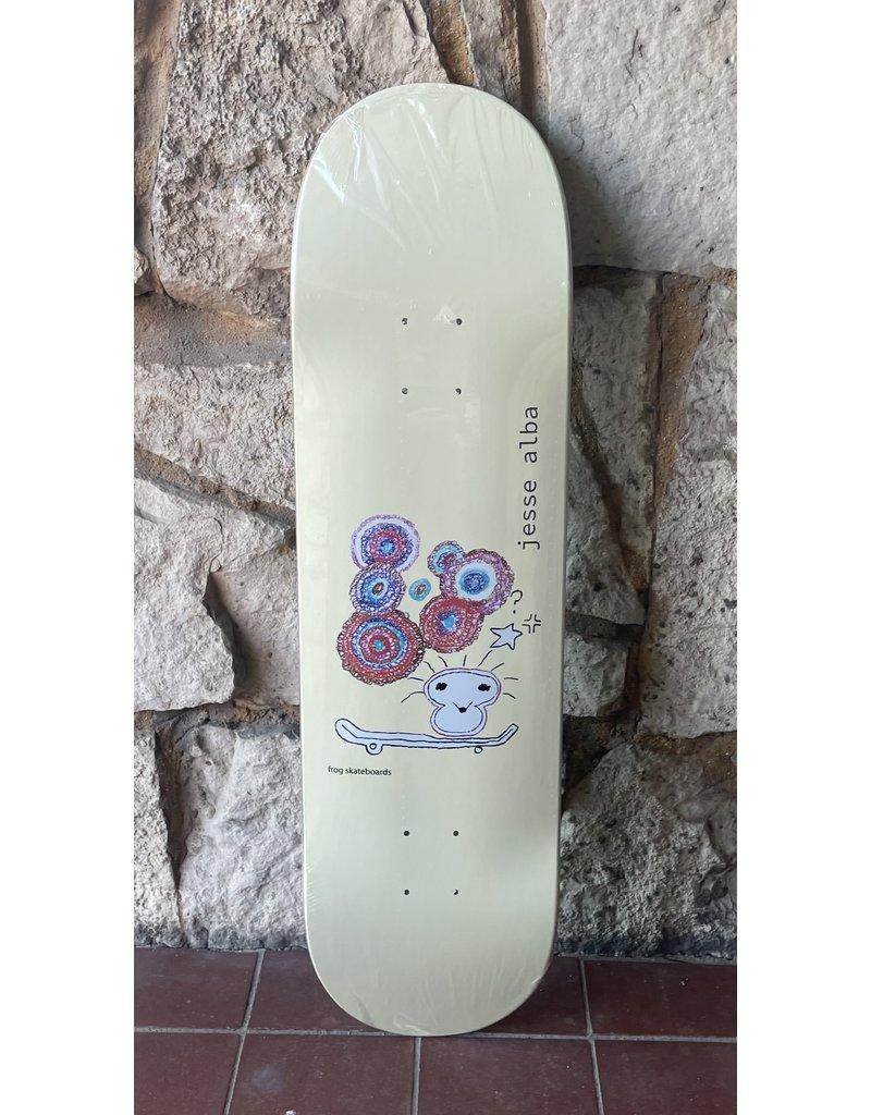 Frog Skateboards Frog Jesse Alba Deck - 8.6