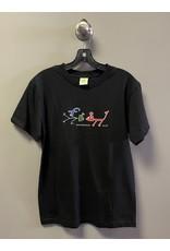 Frog Skateboards Frog Exists! T-Shirt - Black