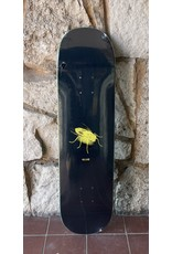 Glue Skateboards Glue The Fly Yellow Deck - 8.0