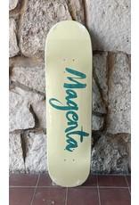 Magenta Magenta Big Brush Team Deck - 8.5