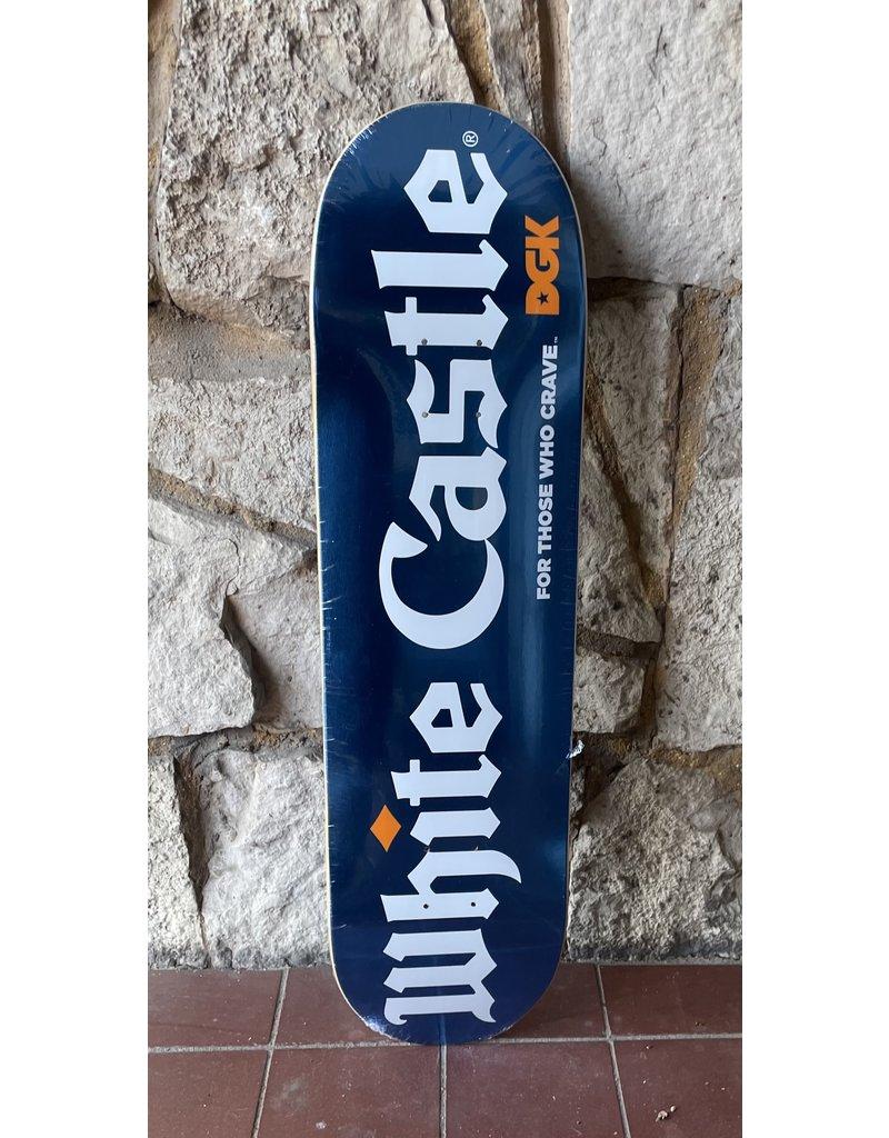 DGK DGK x White Castle Classic Foil Deck - 8.25