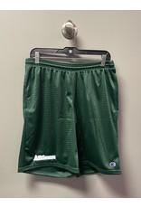 Alltimers Alltimers Broadway Embroidered Shorts - Dark Green