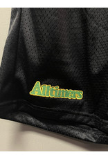 Alltimers Alltimers Broadway Embroidered Shorts - Black
