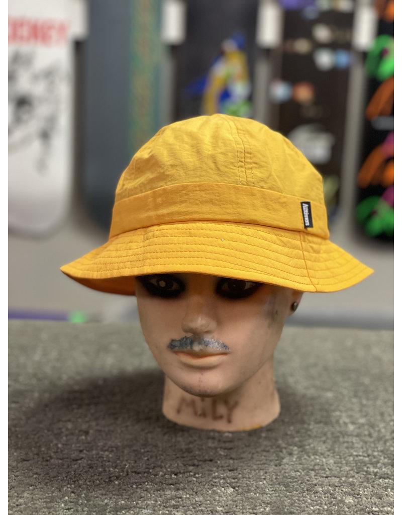 Alltimers Alltimers Nylon Broadway Bucket Hat - Mango