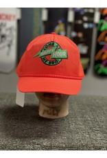 Happy Hour Happy Hour Come at me Bro! Nylon Hat - Orange