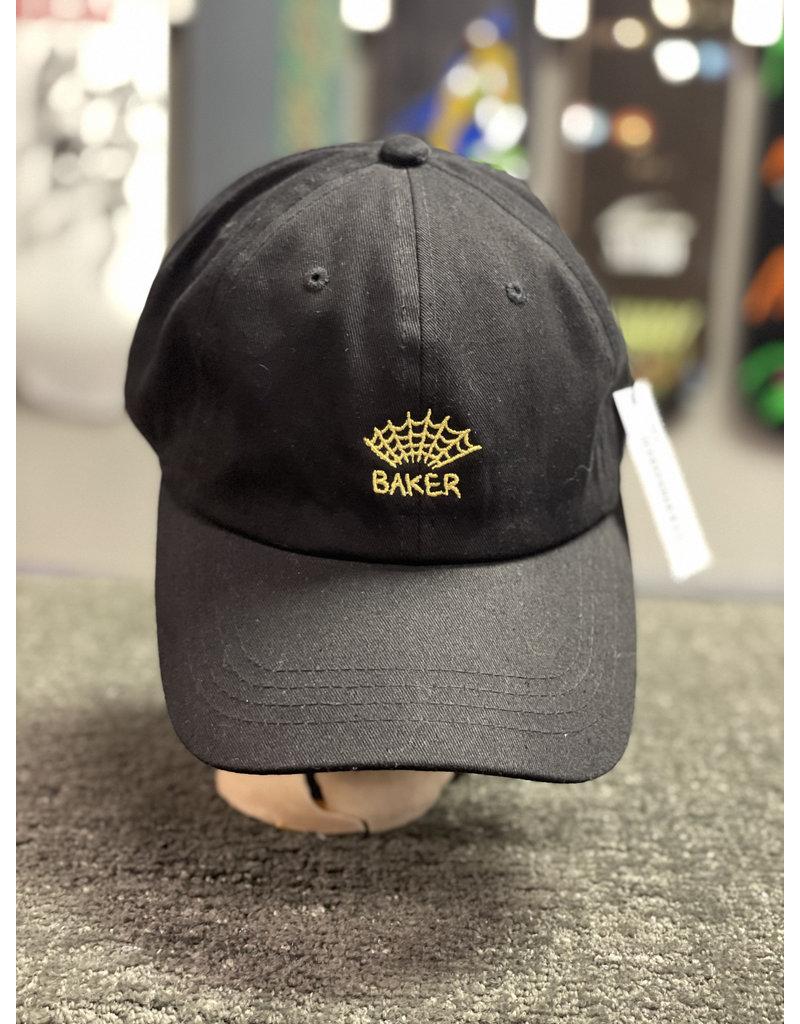 Baker Baker Web Dat Hat - Black