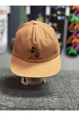 Snack Snack Seein The Sights Hat - Rust